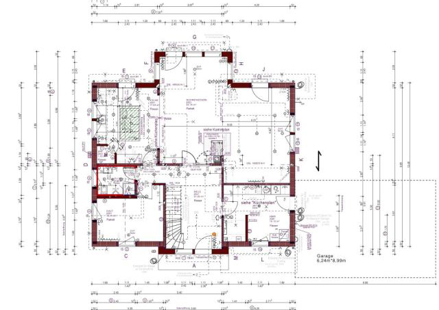 Bauset Cad einfach entwerfen meinhausplaner cad